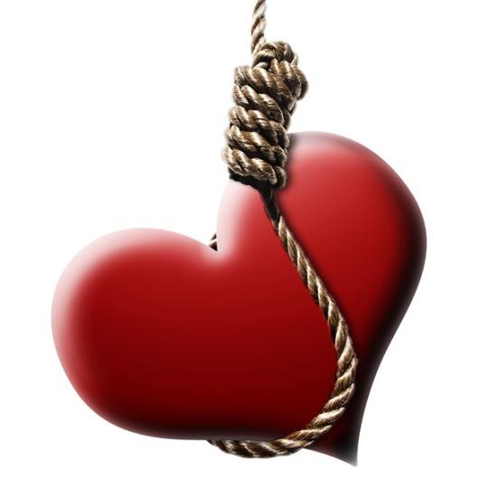 Heart-in-a-sling